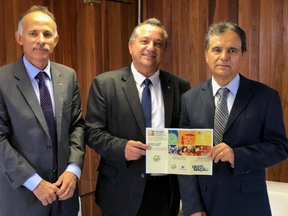 TRT adere à Campanha Destinação, da Receita Federal