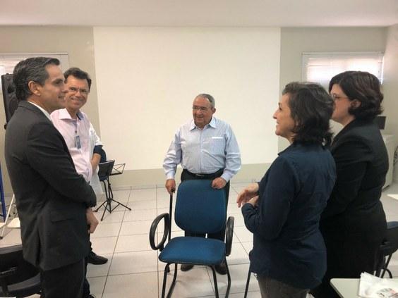 Programa Trabalho Seguro é  apresentado na São Braz