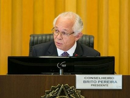 Presidente do CSJT incentiva participação na 8ª Semana Nacional da Execução Trabalhista