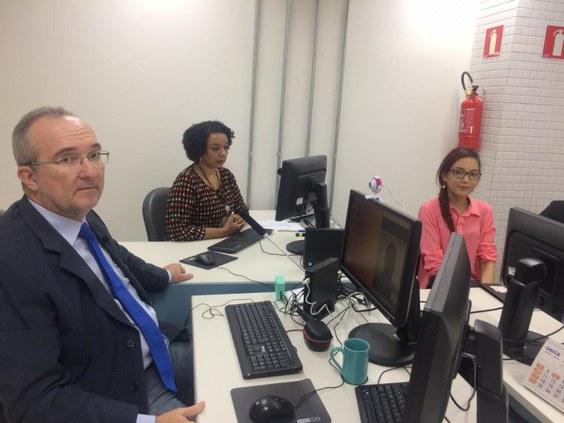 Paraíba usa videoconferência em audiências em Varas do Trabalho