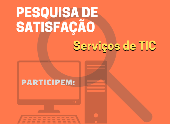 Tribunal lança pesquisa para melhorar o atendimento  dos serviços de TIC ao público externo