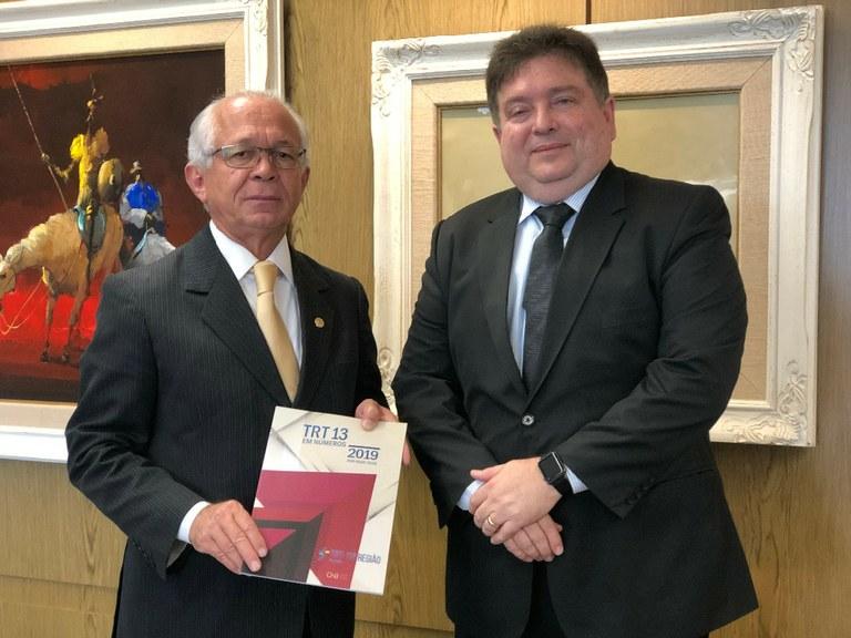 Presidente - visita presidente TST (1).JPG