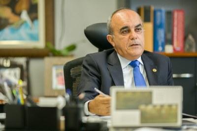 Ministro concedeu entrevista exclusiva ao TRT-13 em decorrência do Dia Nacional de Luta da Pessoa com Deficiência, celebrado nesta terça (21)