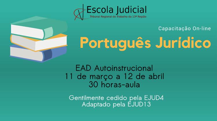 EAD - Português Jurídico